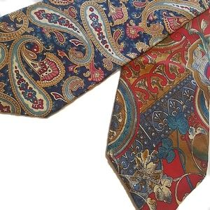 Other - Vintage All Silk Men's Tie Bundle